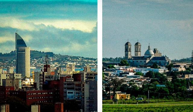 Las 7 diferencias entre Montevideo y el interior