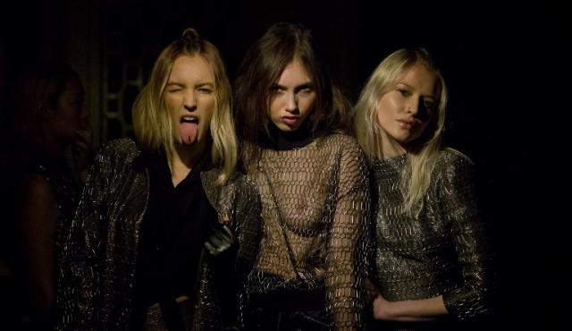 La semana de la moda en Londres homenajea los 40 años del estilo punk