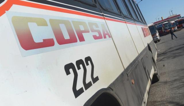 Paro en Copsa desde las 10, empresa asegura un 80% de los servicios