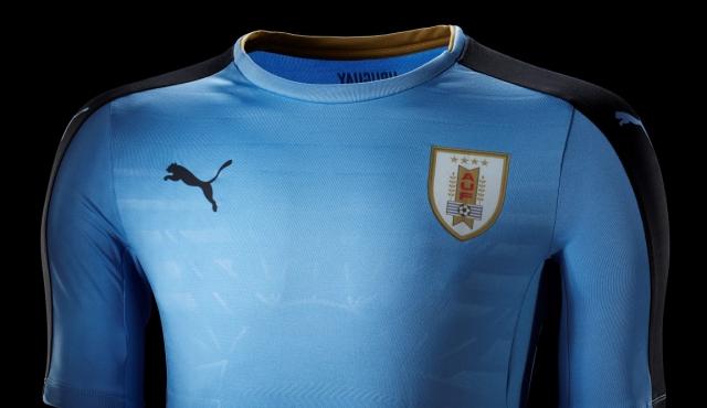 f115ec202 180.com.uy :: Así es la nueva camiseta de Uruguay