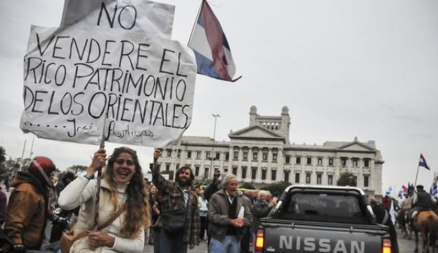 Invertexi: un chofer de la Junta la preside y una ex geóloga de Aratirí lleva los papeles