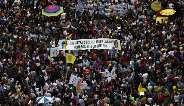 Corte suprema de Brasil criminaliza la homofobia