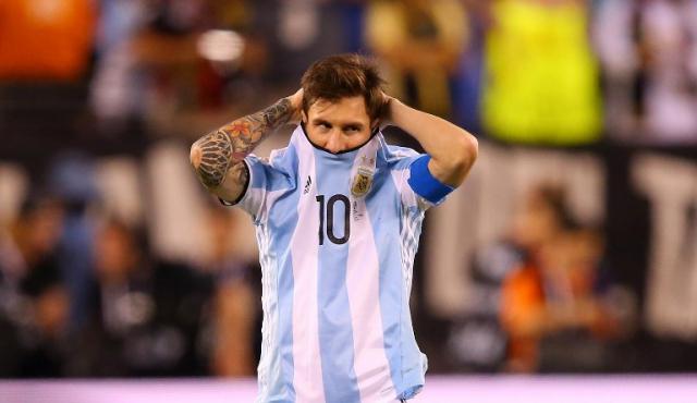 Carta a Lionel Messi