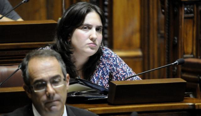 """Con """"dudas y diferencias"""", Diputados aprobó el feminicidio como agravante"""