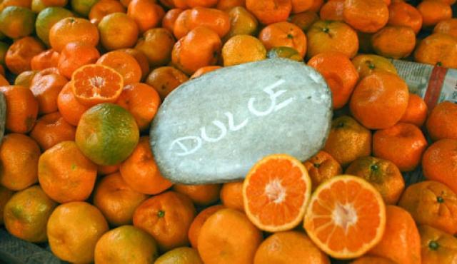 Mandarina uruguaya más dulce, fácil de pelar y con pocas semillas