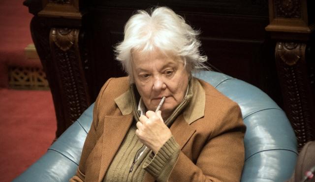 Lucía Topolansky asumirá la Vicepresidencia