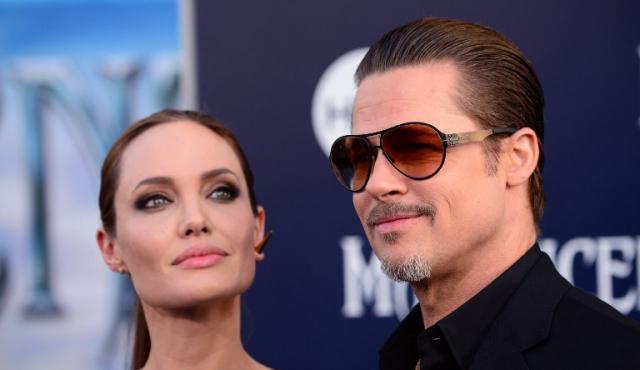Angelina Jolie pidió el divorcio de Brad Pitt
