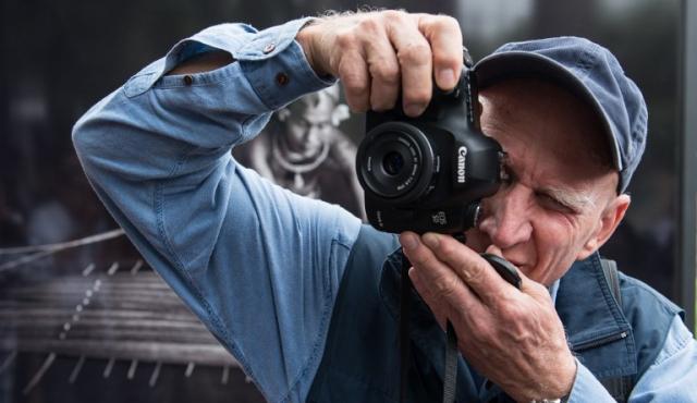 """""""No creo que la fotografía viva más de 20 o 30 años"""""""