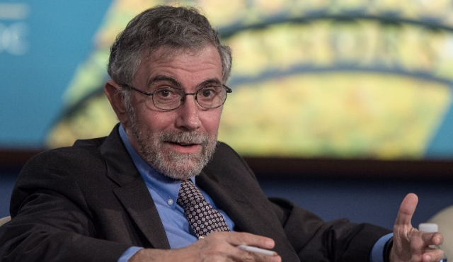 """Krugman teme una recesión global por elección del """"irresponsable"""" Trump"""