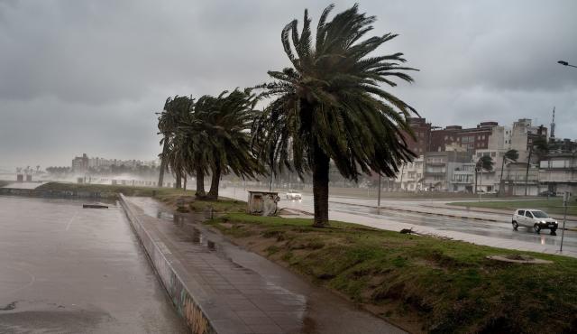 Cesa alerta roja en Montevideo y ahora rige para Maldonado y Rocha