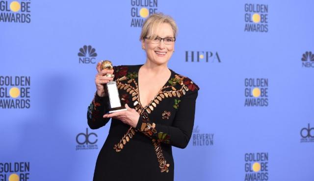 El discurso de Meryl Streep que hizo enojar a Donald Trump