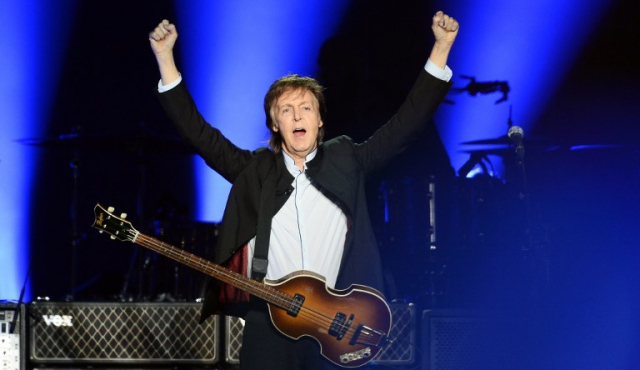 "Paul McCartney lanza un nuevo álbum, ""Egypt Station"""