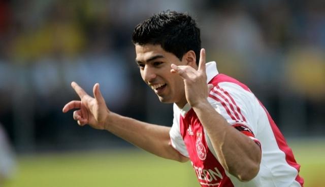 El trabajoso paso de Suárez por la escuela holandesa de fútbol