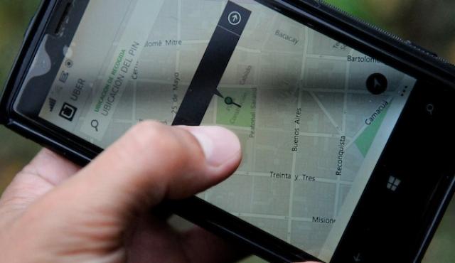 Uber se inscribió en registro creado por la Intendencia