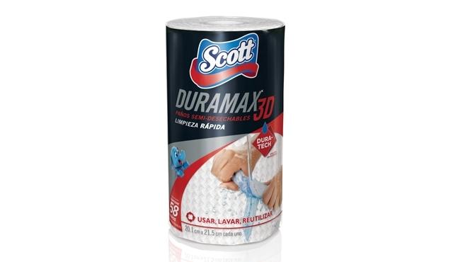 Más practicidad e higiene con los paños para el hogar de Scott