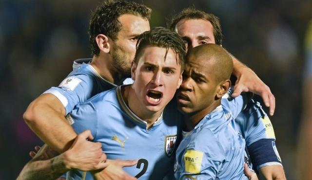Uruguay se mantiene 9° en el ránking FIFA