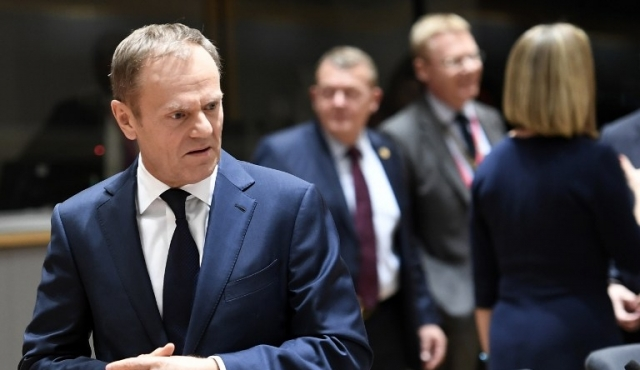 Tusk reelegido al frente del Consejo Europeo pese a oposición de Polonia