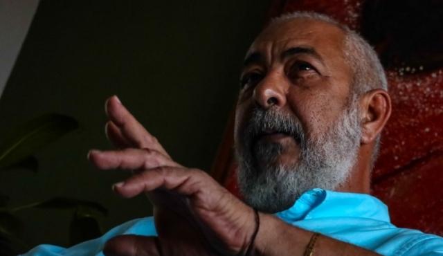 Leonardo Padura, un escritor famoso apenas visible en Cuba