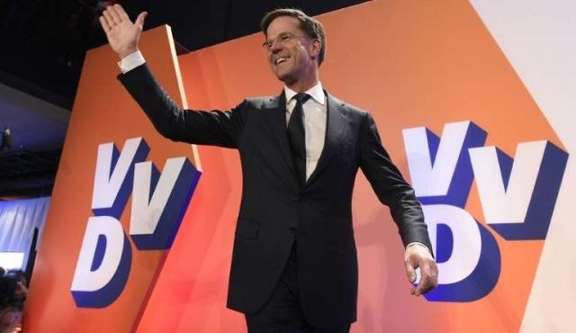 Liberales se impondrían ante extrema derecha en Holanda