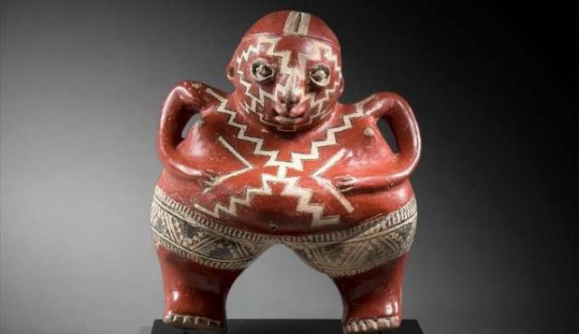 Tesoros del arte precolombino, a subasta en París