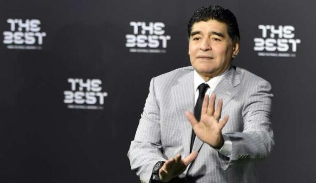 """Maradona no se quedará de """"brazos cruzados"""" ante la sanción a Messi"""