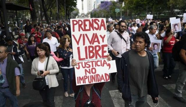El periodismo bajo ataque en México: cuatro profesionales baleados en marzo