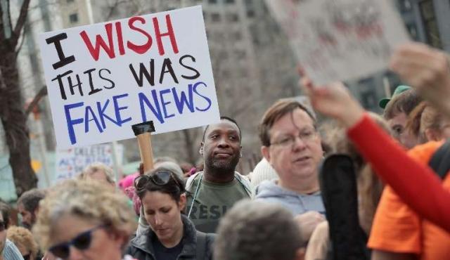 """""""Fake news"""", una nueva expresión para una vieja costumbre"""