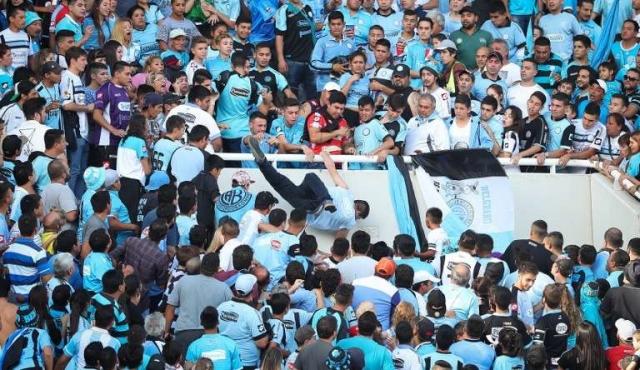Belgrano expulsó de por vida a cinco acusados por crimen de hincha