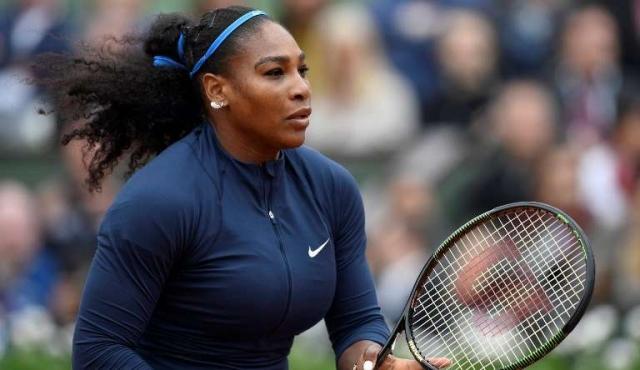 Serena Williams está embarazada y espera su primer hijo para este año