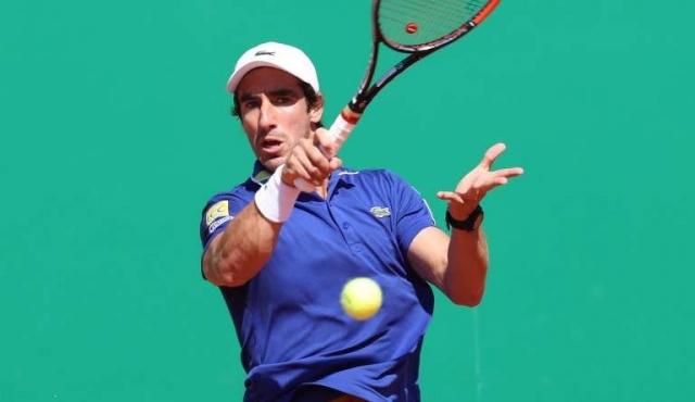 Cuevas le ganó a Wawrinka y está en cuartos de final