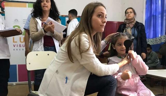 Gobierno pone en marcha programa de Salud Visual para niños