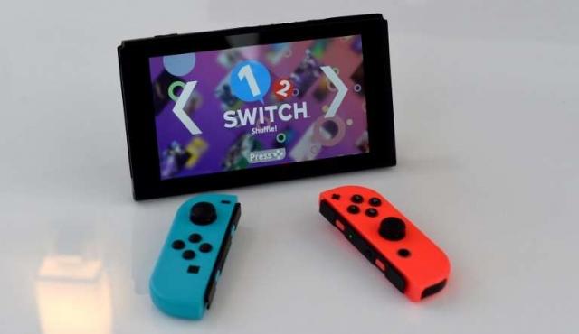 Nintendo espera vender 10 millones de consolas Switch en un año