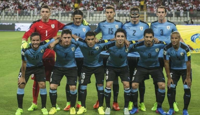Uruguay se mantiene 15° en el ránking FIFA