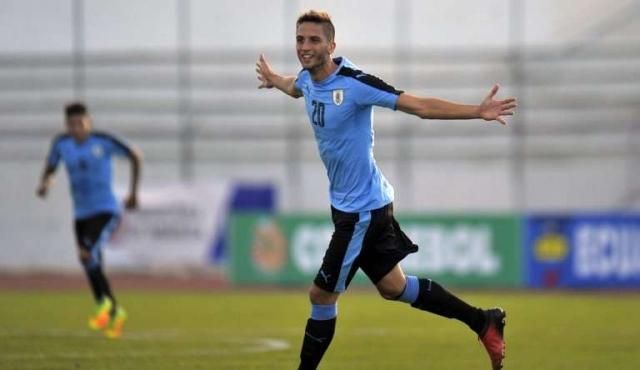 Boca cede a Bentancur para el Mundial Sub20