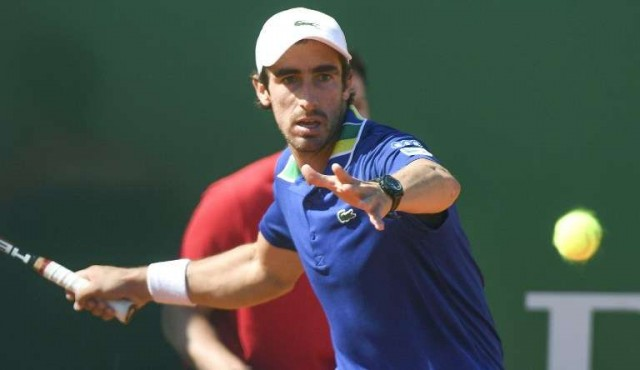 Cuevas, campeón en dobles en Kitzbühel