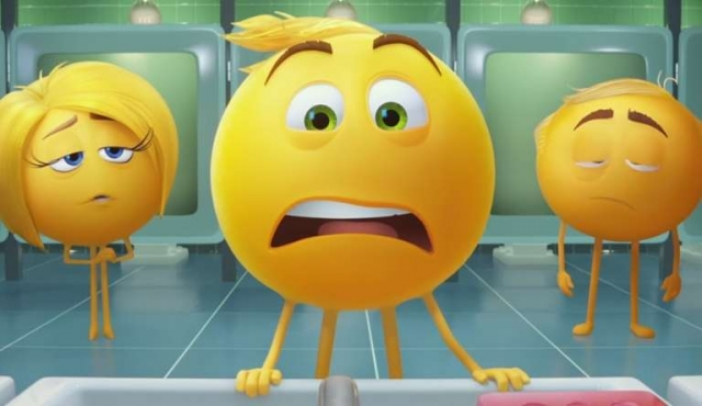 Los emojis cobran vida en Hollywood