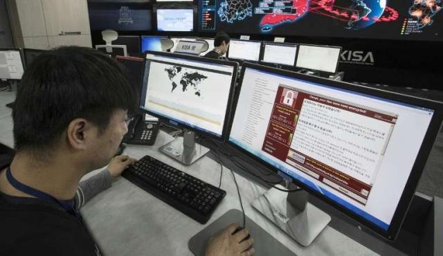 Un nuevo ciberataque a gran escala en curso, después de WannaCry