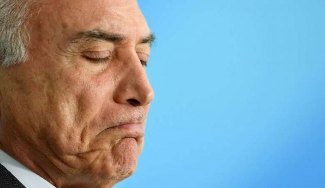 Corte Suprema de Brasil autoriza investigar a Temer