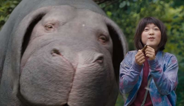 Okja, el monstruo de Netflix que causa polémica pero gusta en Cannes