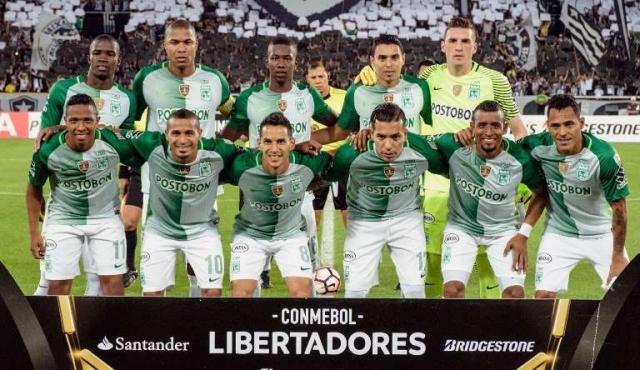 Atlético Nacional, el último campeón, quedó eliminado de la Libertadores