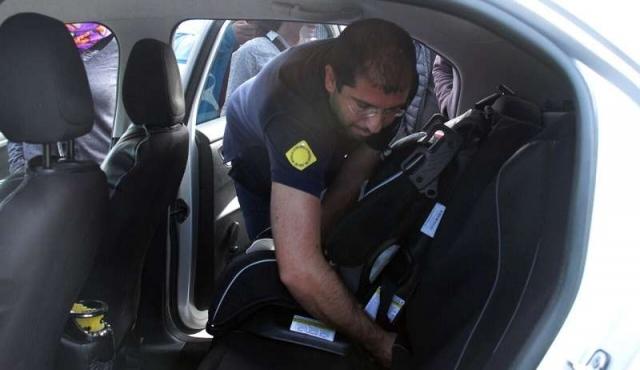 Uber ofrece transporte con sillas de seguridad