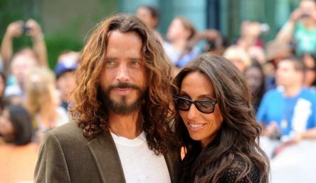 Chris Cornell no quería morir, dice su viuda