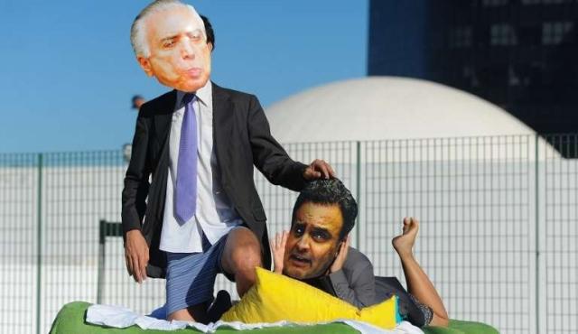 Tensión en el juicio que puede acabar con el mandato de Temer en Brasil