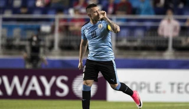 El golazo de Amaral entre los 10 mejores del Mundial