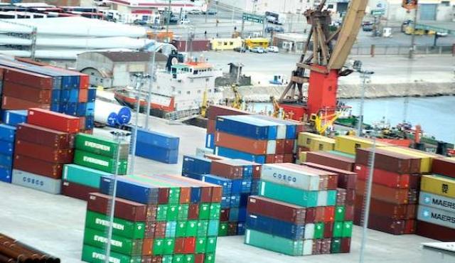 Exportaciones cayeron 0,3% en lo que va de 2018