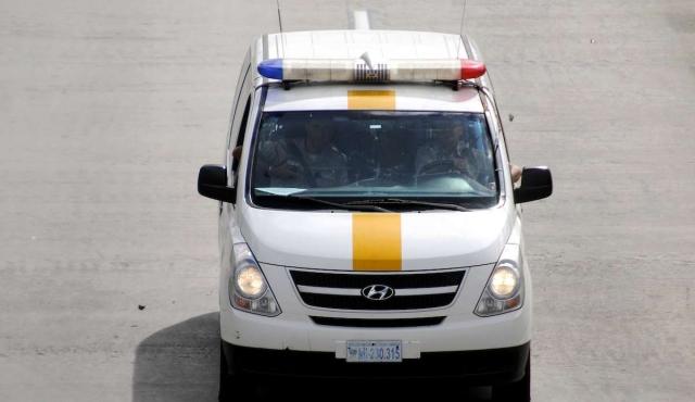 Chofer de ómnibus falleció tras volcar en ruta 55