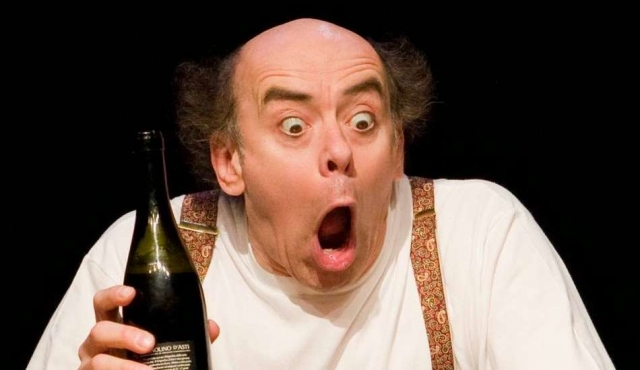Paolo Nani trae la comedia gestual a la Sala Verdi