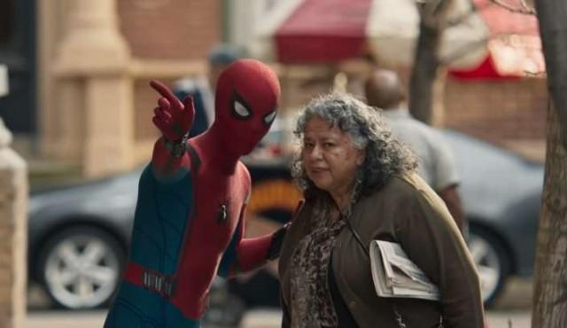 Spiderman arrasa en EEUU