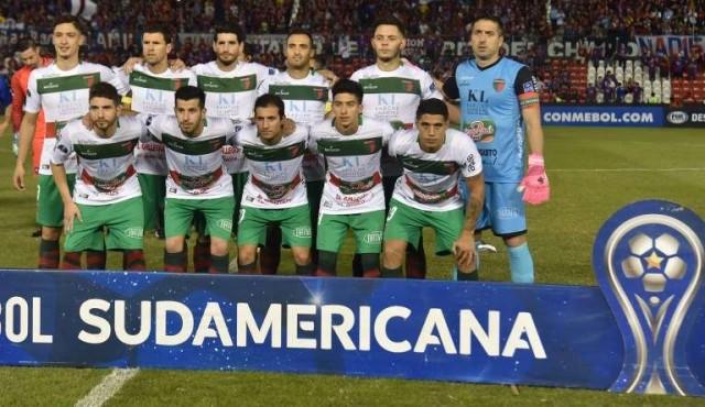 Boston River perdió en Paraguay