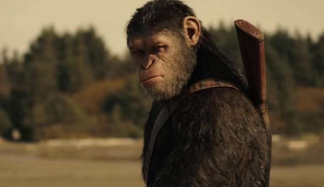 Los efectos visuales ganan la guerra en el Planeta de los simios